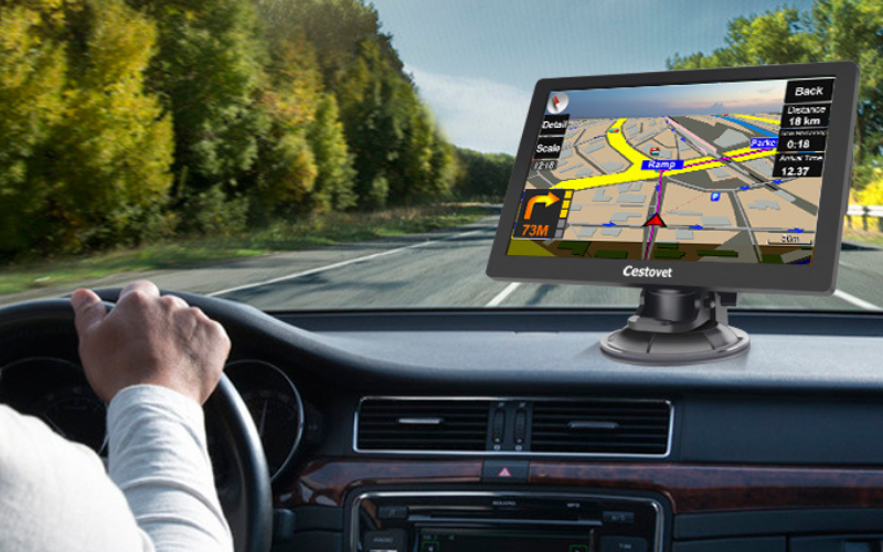 best gps with a backup camera