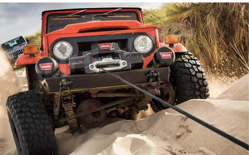 best synthetic winch rope