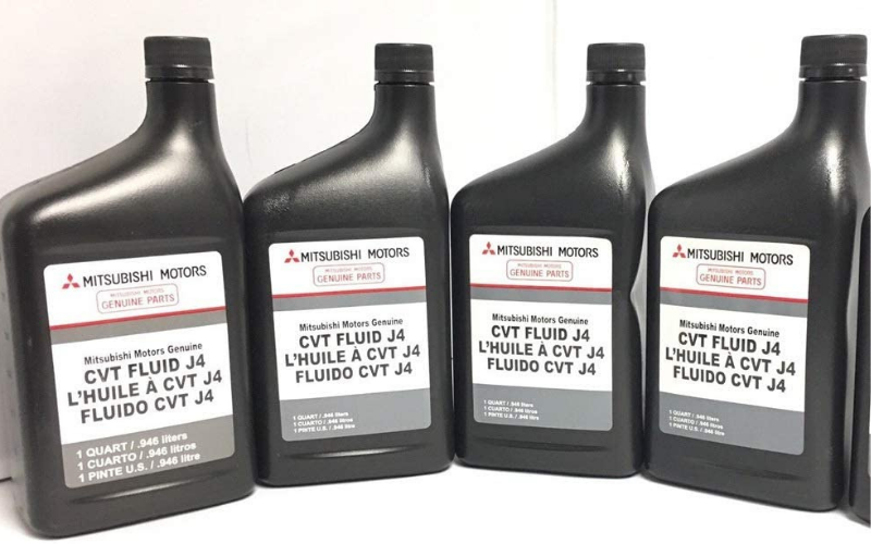 cvt transmission fluids