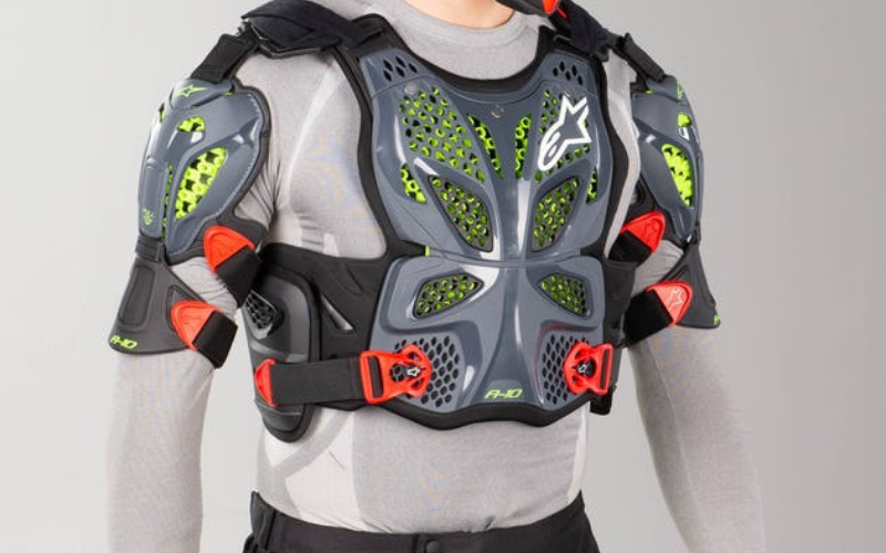 dirt bike chest protectors