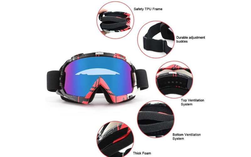dirt bike goggle review