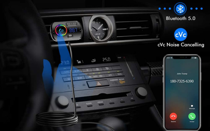fm transmitters for cars