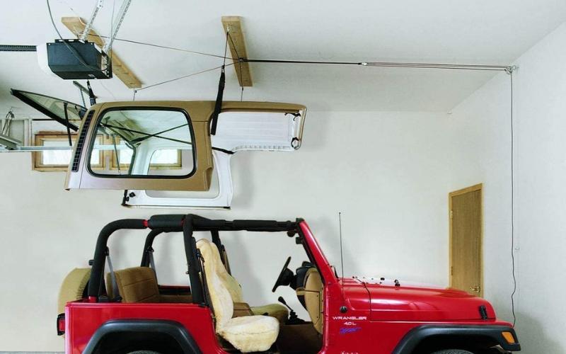 jeep hardtop hoist reviews