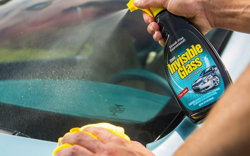 auto glass cleaners