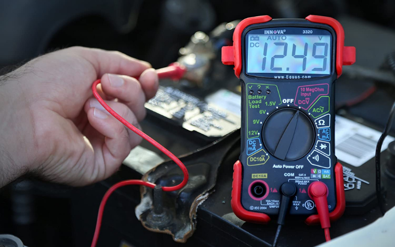 automotive multimeters