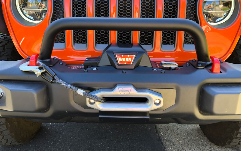 best Jeep Bumpers review