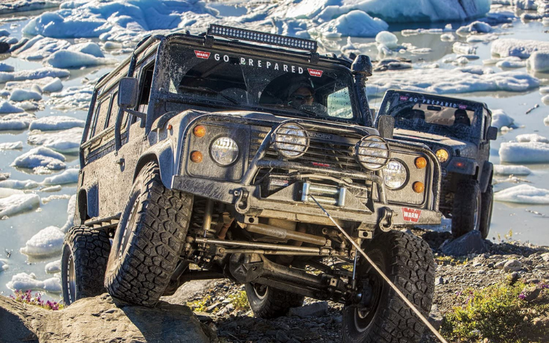 best jeep winch
