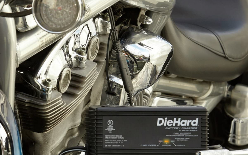 best motorcycle battery chargers