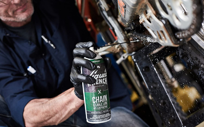 best motorcycle chain lube