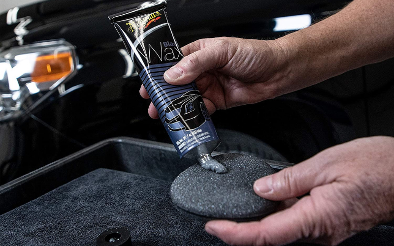 car wax for black car