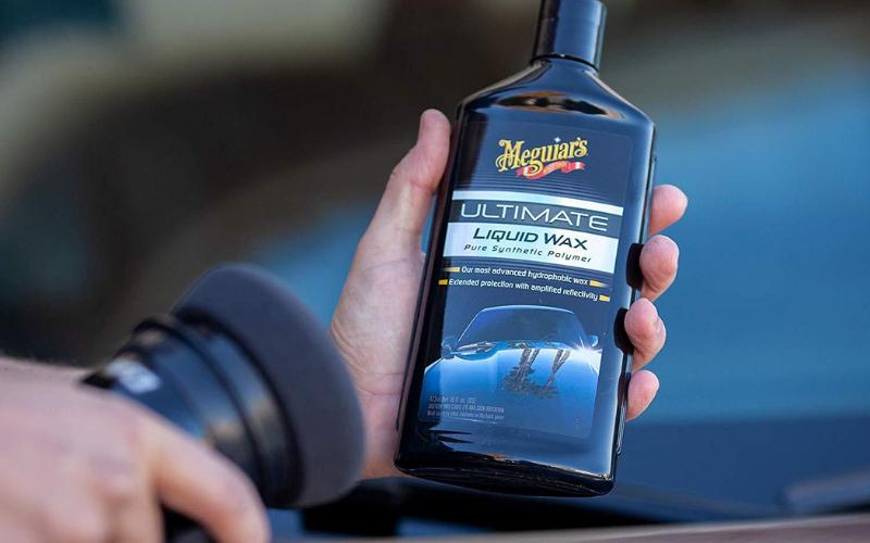 meguiars ultimate liquid wax guide