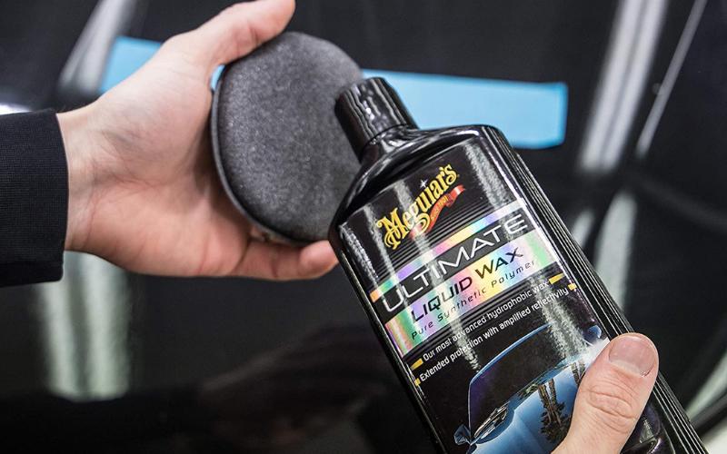 meguiars ultimate liquid wax review